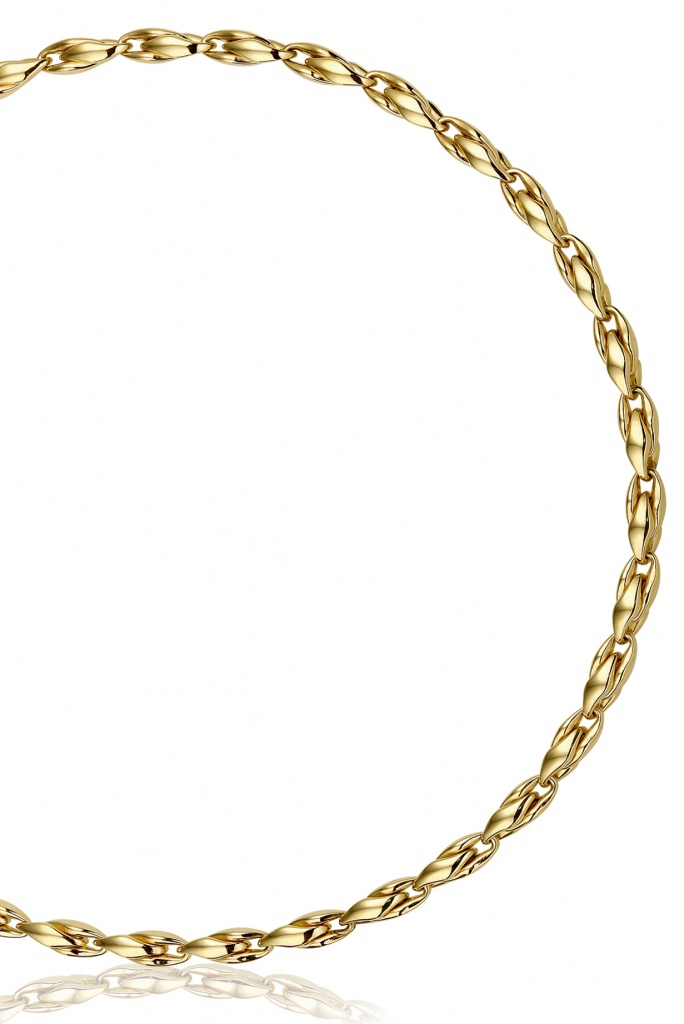 Collier Geelgoud