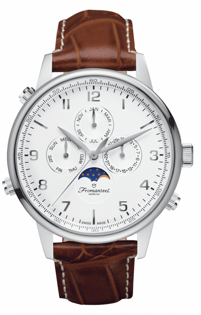 Moon Phase White